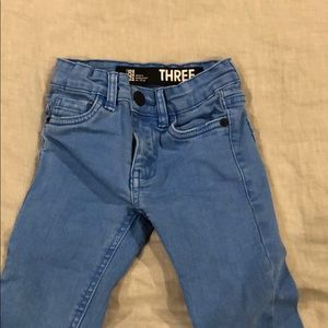Cotton on kids Blue skinny jeans